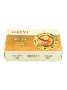 Mejillón en escabeche Herpac (4-6) 111g