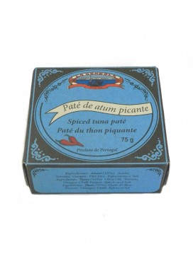 Paté de atún picante La Góndola 75 g
