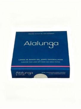 Lomos de Bonito del Norte encebollados Alalunga 138 g