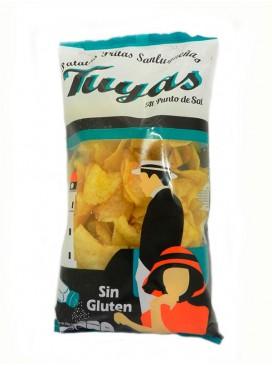 Patatas fritas sanluqueñas Tuyas 150 g