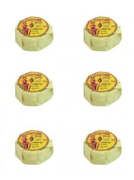Paté de sardina Cántara 75 g (pack 6 latas)