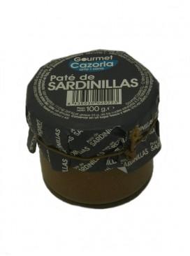 Paté de sardinillas Gourmet Sierra de Cazorla 100 g