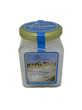 Escamas de sal artesanal Salinas de Chiclana 125 g