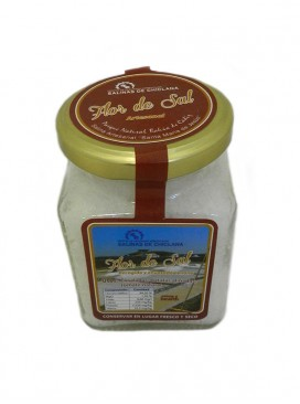 Flor de sal artesanal Salinas de Chiclana 160 g