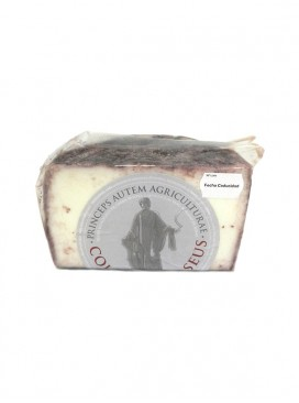 Queso de cabra payoya con vino romano Mulsum Columela Caseus 450 g
