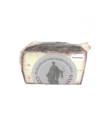 Queso de cabra payoya con vino romano Mulsum Columela Caseus 400 g