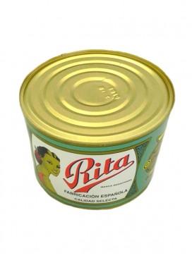 Filetes de Bonito de vientre rayado Rita 1800 g