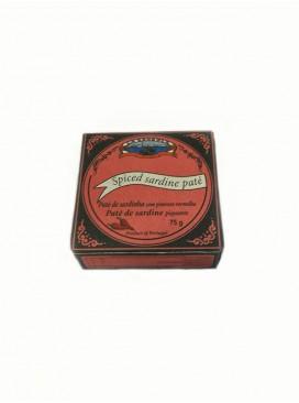 Paté de sardina picante La Góndola 75 g