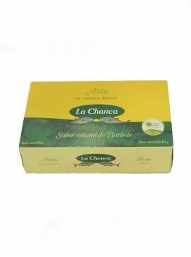 Atún en manteca blanca La Chanca 125 g