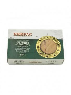 Tarantelo atún rojo en aceite de oliva Herpac 110 g