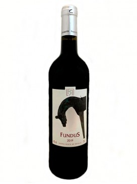Tinto Fundus Coupage Roble 2019 75 cl