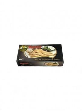 Huevas de sardina en aceite de oliva virgen extra Manná Gourmet 55 g