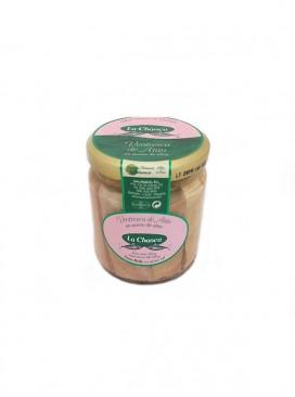 Ventresca de atún en aceite de oliva La Chanca 225 g