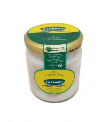 Atún en manteca ibérica La Chanca 225 g