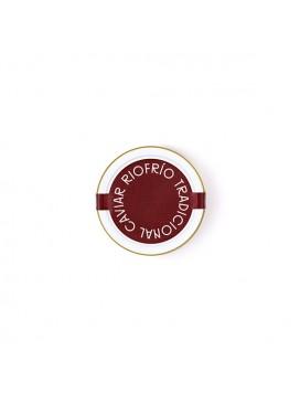 Caviar tradicional Osetra Caviar de Riofrío 50 g
