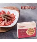 Filetes de melva canutera en aceite de oliva Herpac 245 g