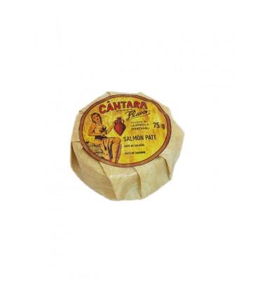 Paté de salmón Cántara 75 g