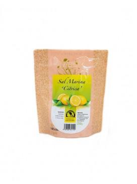 Sal virgen sabor cítrico Salina San Vicente 250 g