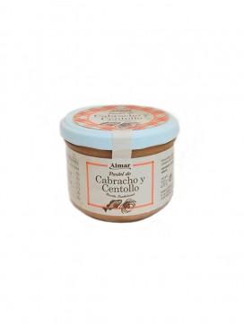 Pastel de cabracho y centollo Aimar 230 g