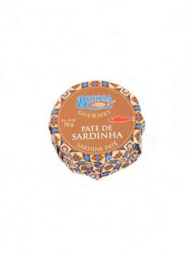 Paté de sardina Briosa Gourmet 75 g