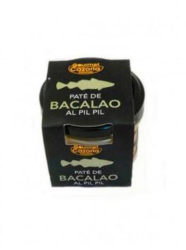 Paté de bacalao al pil-pil Gourmet Cazorla Premium 110 g