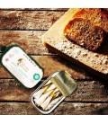 Sardinillas en aceite de oliva Cambados Gourmet 125 g