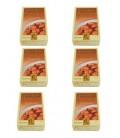 Mejillón mediano en salsa de vieira Ramón Franco (12-16 uds.) 115 g (Pack 6 latas)