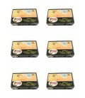 Filetes de caballa de Andalucía IGP en aceite de oliva Lola 125 g (Pack 6 latas)
