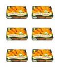 Mejillones en escabeche Reina del Guadiana (4-6 uds.) 120 g (Pack 6 latas)