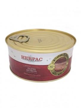 Filetes de melva en aceite de oliva Herpac 1015 g