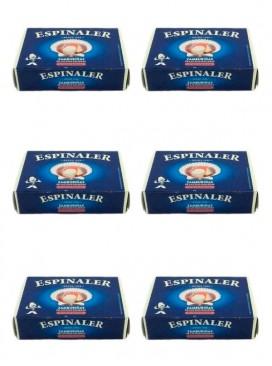 Zamburiña de las Rías Gallegas en salsa gallega Espinaler 120 g (Pack 6 latas)