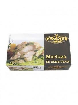 Merluza en salsa verde Pesasur 120 g