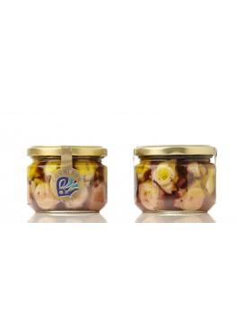 Pulpo en aceite de oliva virgen extra Currimar 205 g