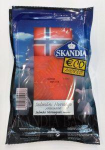 Salmón noruego ahumado Skandia en Cómete el Mar