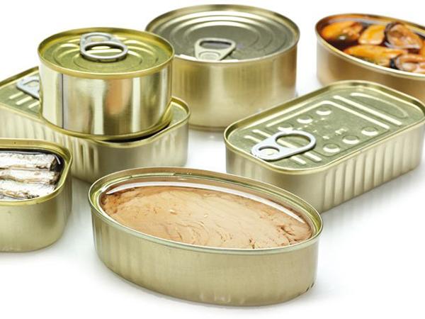 latas conservas