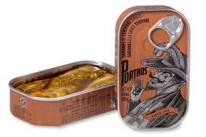 sardinas teriyaki conservas