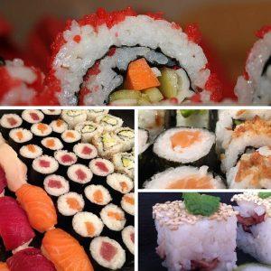 sushi tienda gourmet online