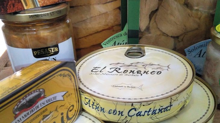 conservas atun tienda gourmet online