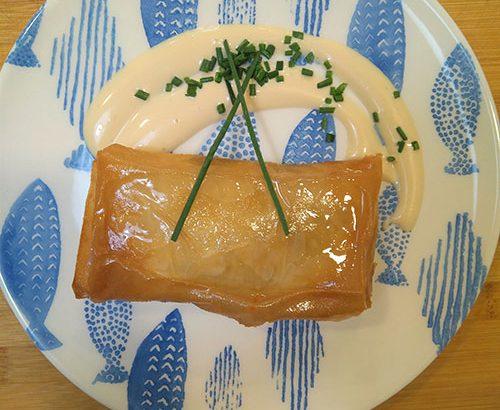 rollitos salmon ahumado emplatado tienda ahumados sevilla