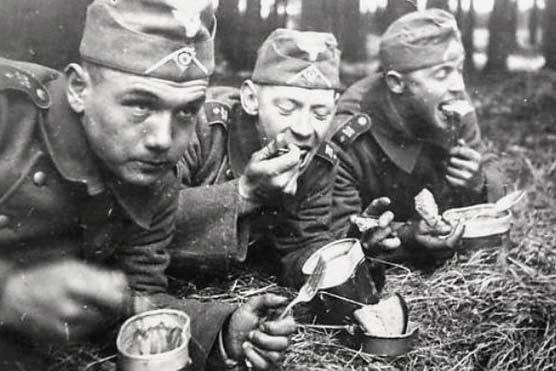 soldados segunda guerra mundial conservas sevilla