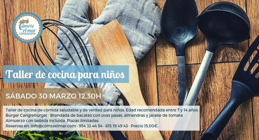Informacion del taller de cocina 30-03-19