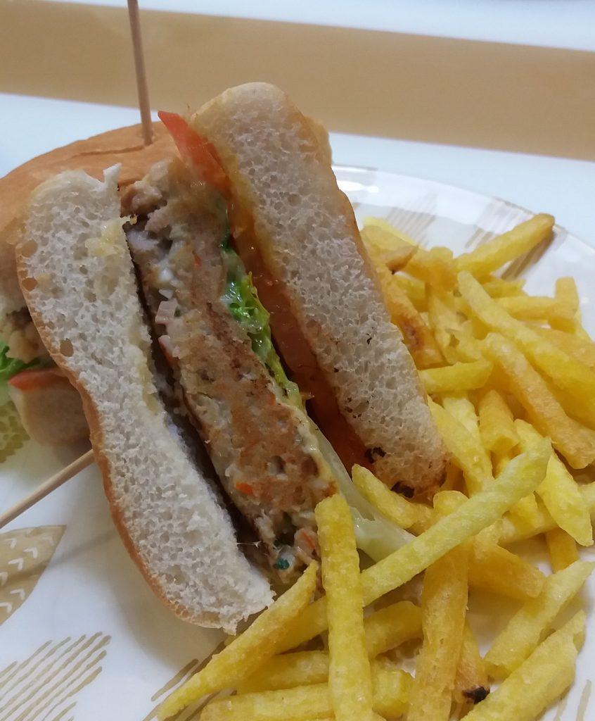 Burger Cangreburger