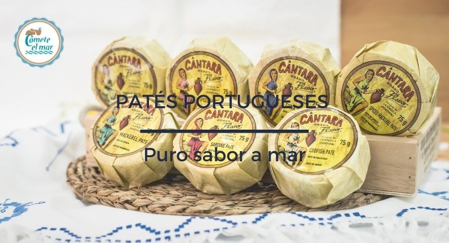 Patés portugueses